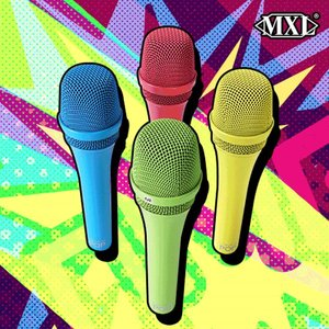 [MXL] POP LSM-9 Premium Dynamic Vocal Microphone 컬러 다이나믹 보컬 마이크
